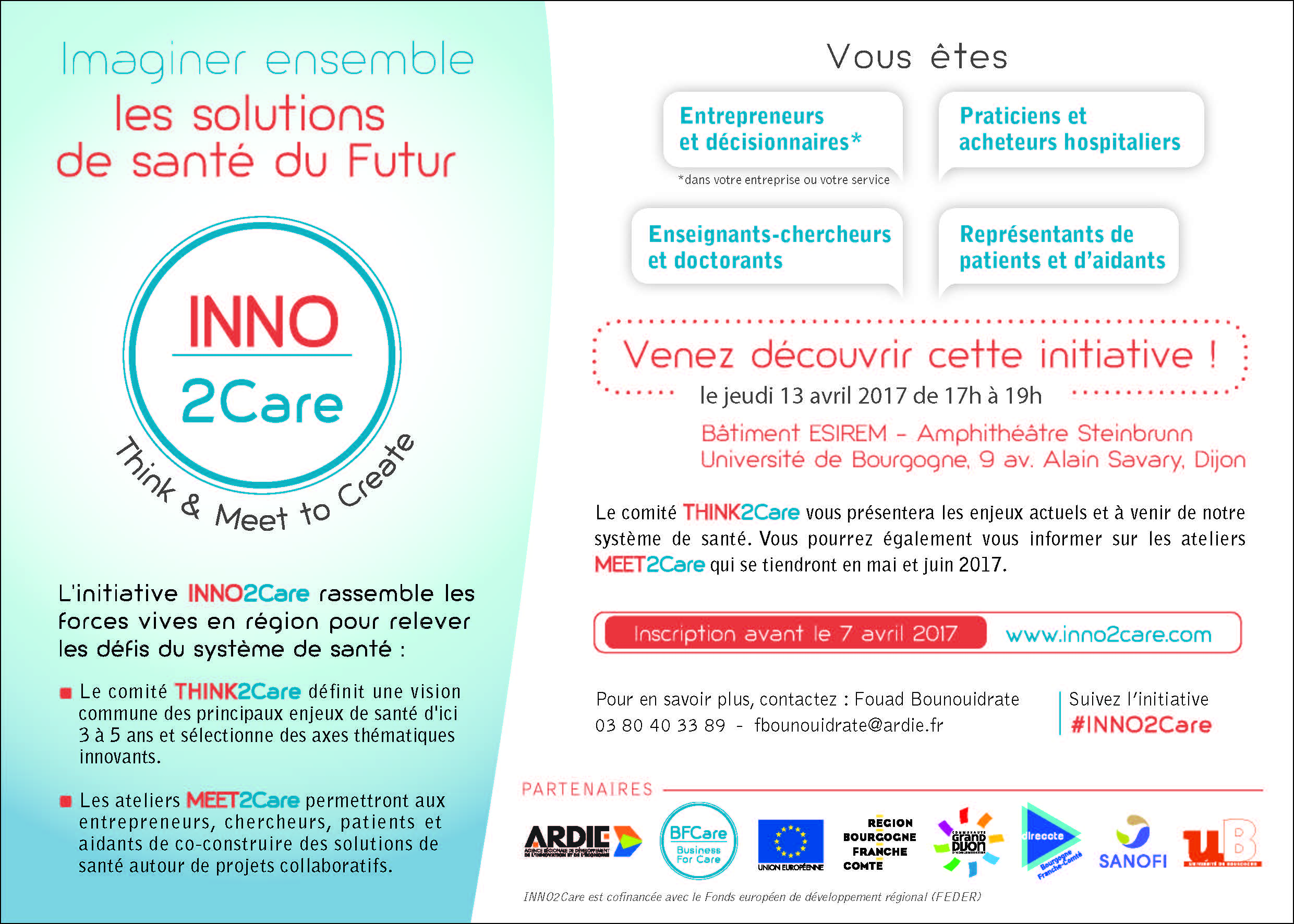 2Flyer INNO2Care 20170327 Page 1