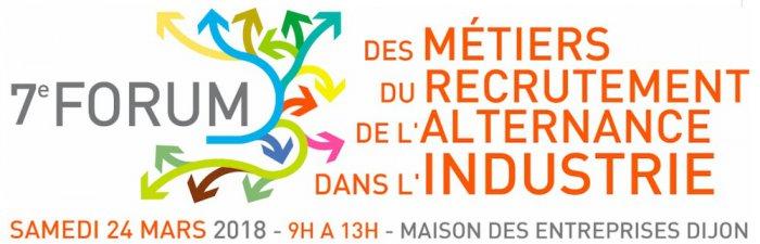 7e Forum des métiers du recrutement et de lalternance dans lindustrie