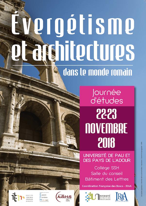 evergetisme architecture