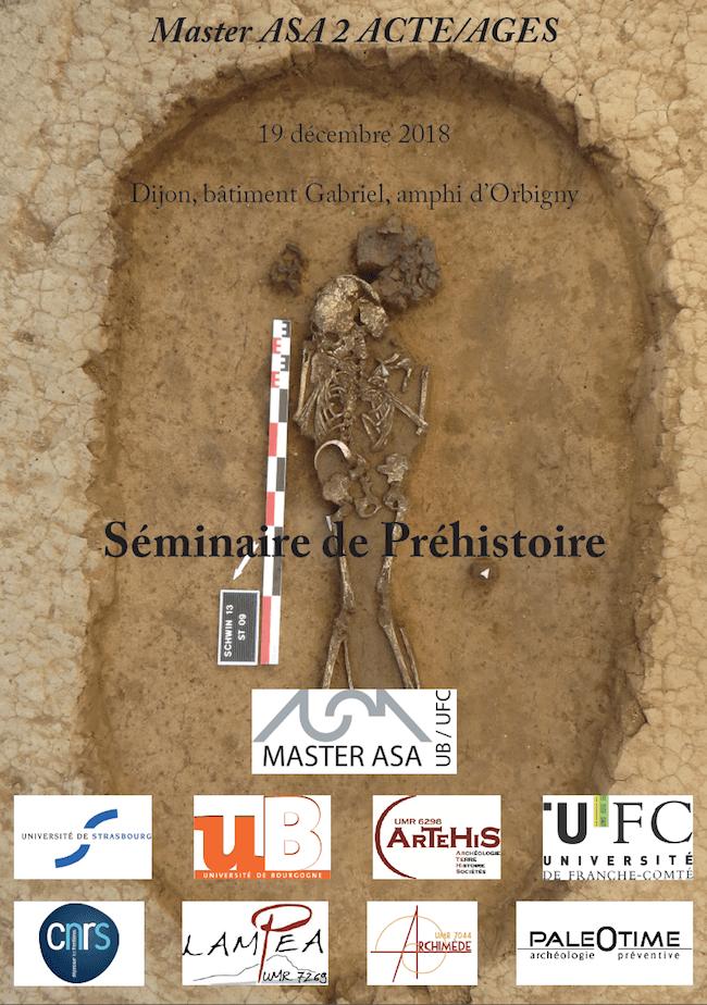 seminaire prehistoire