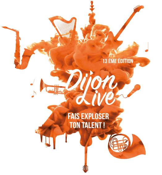 Dijon Live 2018 visuel