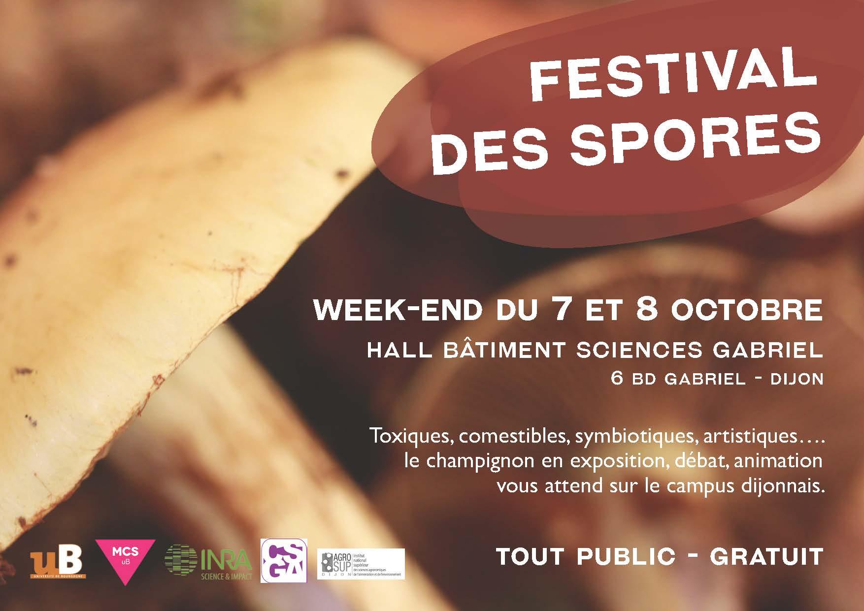 Festival des Spores Page 1
