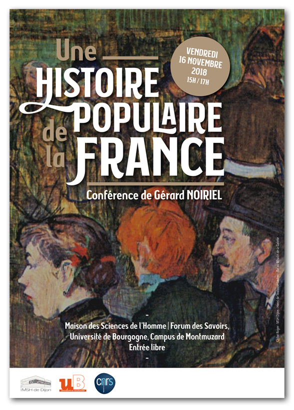 histoire populaire france A3 oct18
