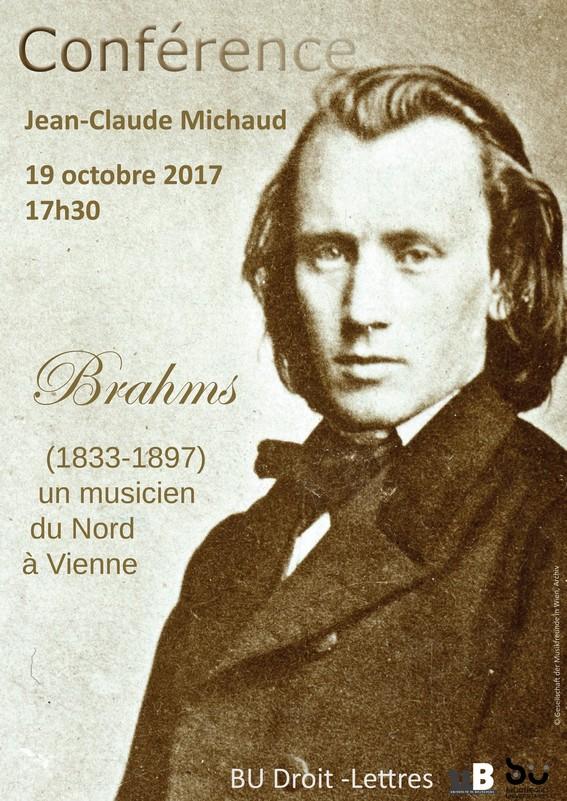 Conférence Brahms