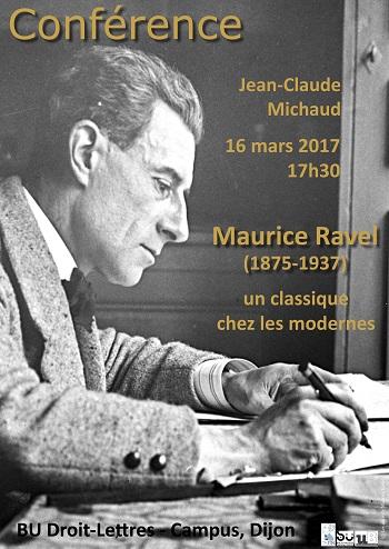 Ravel affiche