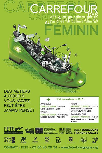 affiche carrefour carrieres feminin 2017 31de1