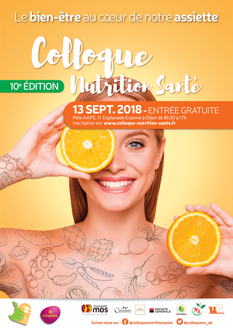 colloque nutrition sante