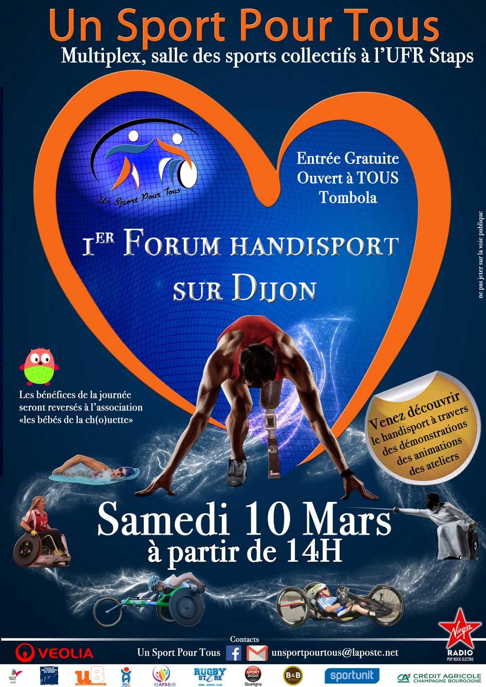 forum handisport