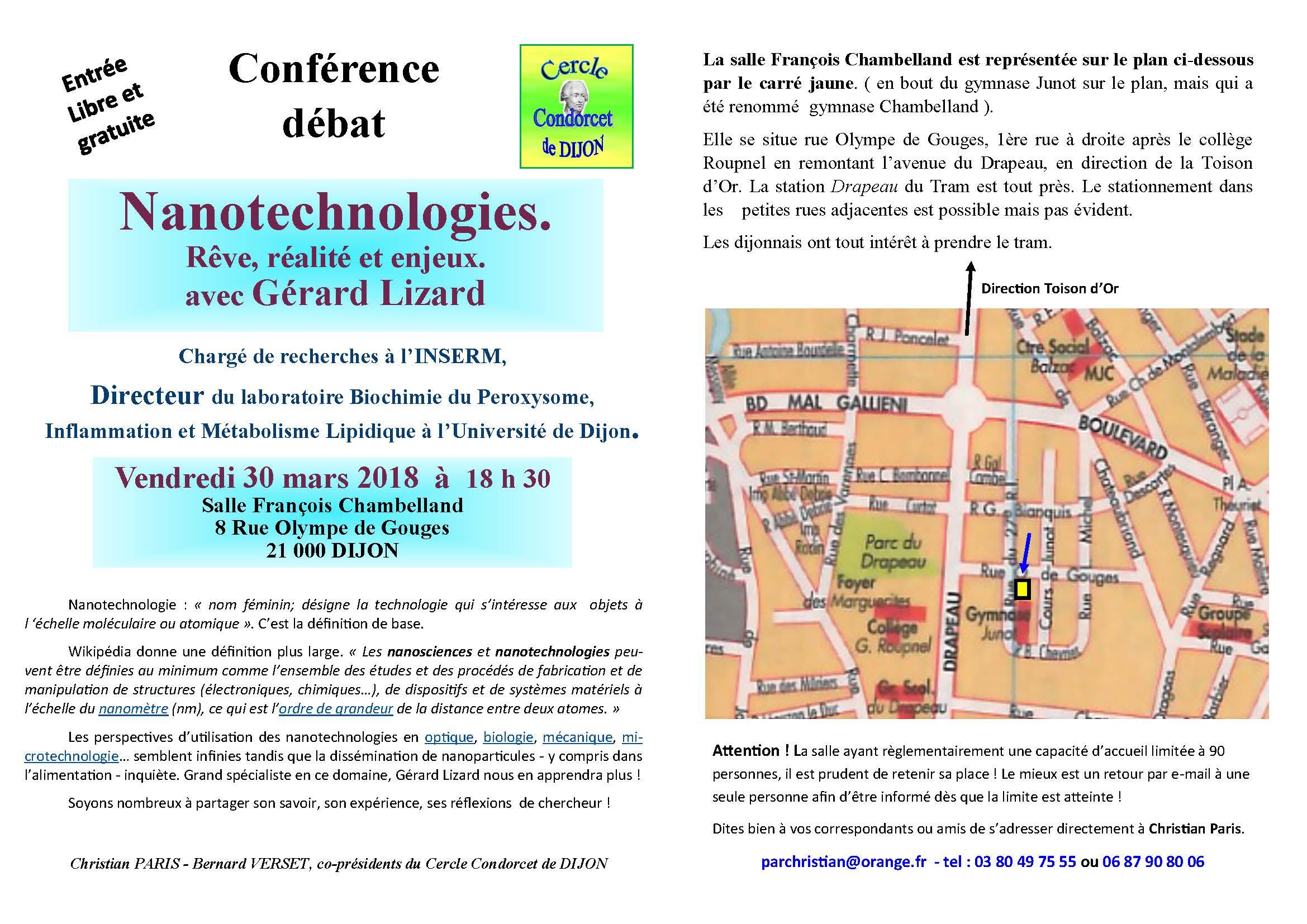 invitation nanotechnologies