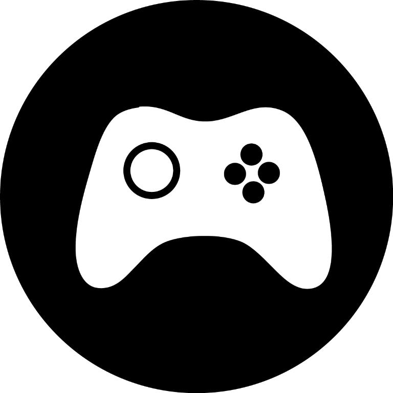 picto jouer Jeux video
