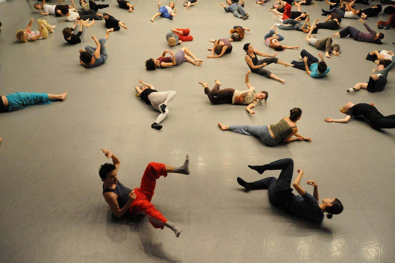 Gaga Dancers2 Gadi Dagon