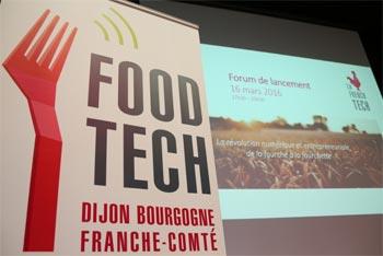 Forum de lancement de l'écosystème FoodTech Dijon Bourgogne-Franche-Comté