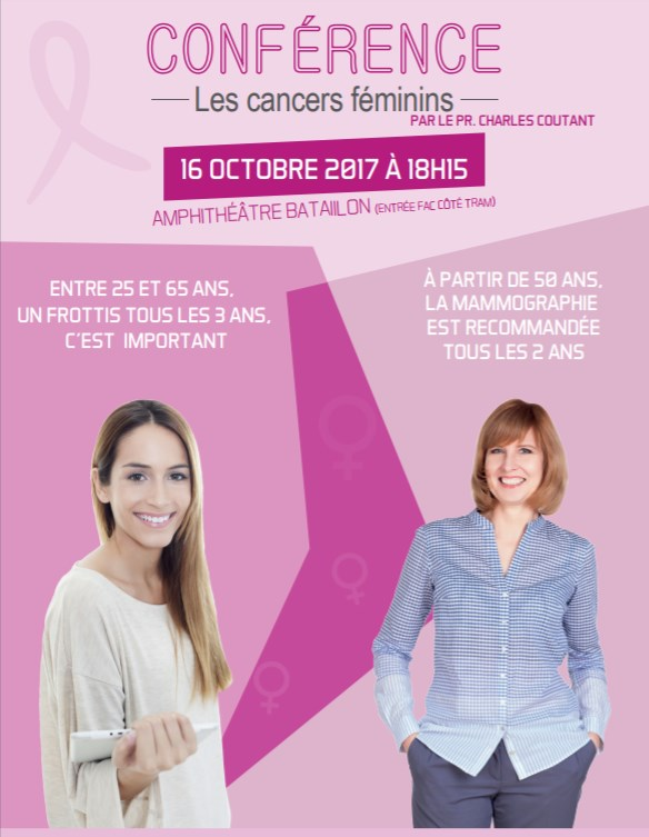 Octobre Rose2017 Conference
