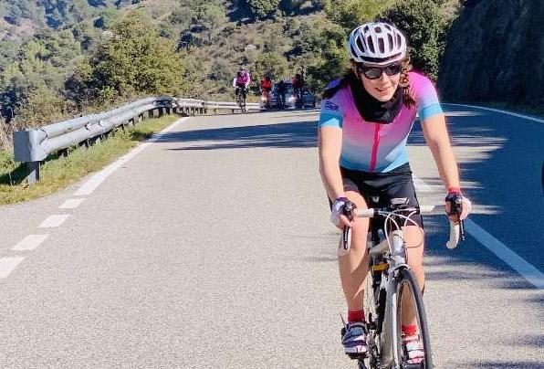 Combiner études en médecine et entraînement sportif de haut niveau : Floriane Burgy relève le défi