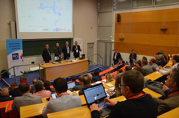 Retour en images sur le colloque national «Industrie du futur» qui s'est tenu à l'IUT Dijon-Auxerre