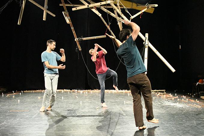 Festival Art Danse à l'Atheneum jusqu'au 25 novembre 2020