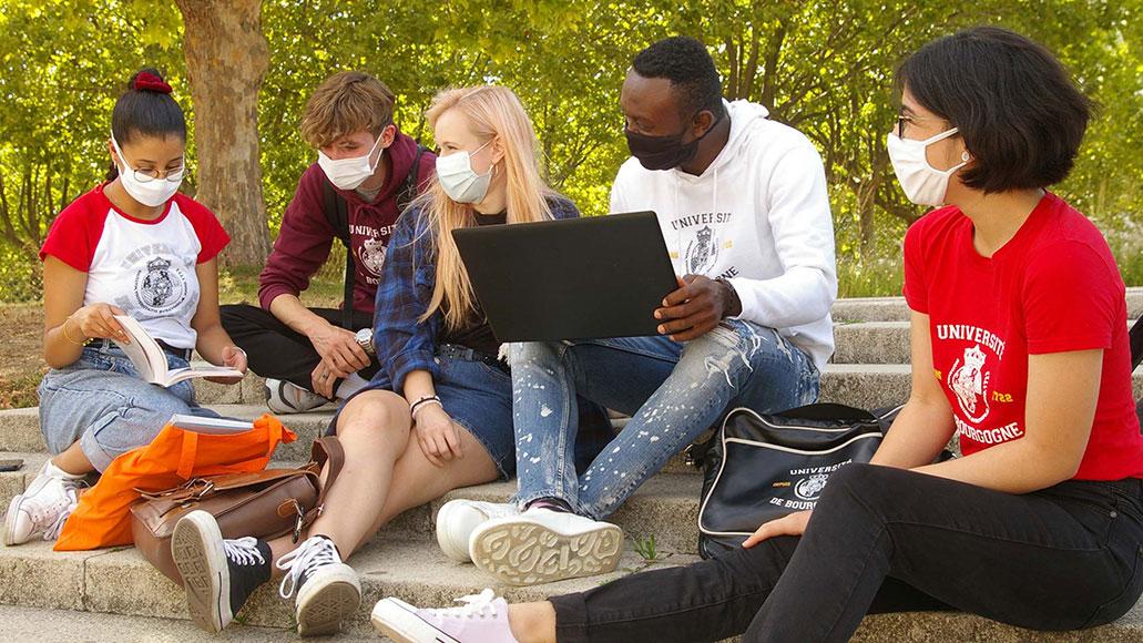 Rentrée des étudiants et des services, consignes sanitaires : suivez le guide !