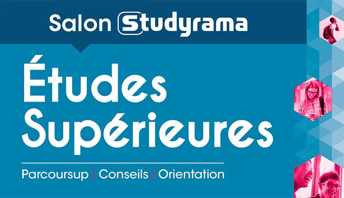 Choisissez votre future formation à l'uB au salon Studyrama à Dijon les 15 et 16 novembre